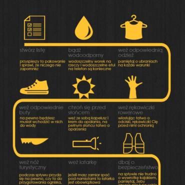 17 rzeczy, które powinieneś zabrać na spływ kajakowy!